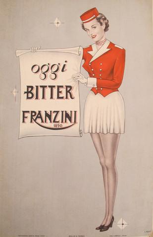 Oggi Bitter Franzini ... by  L. Franz - Masterpiece Online