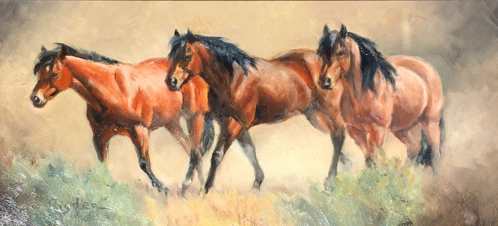 Walkabout by Ms. Cynthia Rigden - Masterpiece Online
