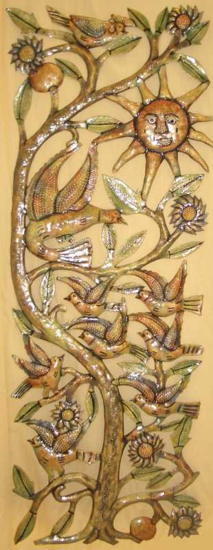 Coloured Metal Panel ... by Mr. Bazil Justin - Masterpiece Online