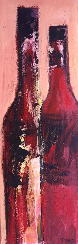 Les 2 bouteilles by   CRISINEL - Masterpiece Online