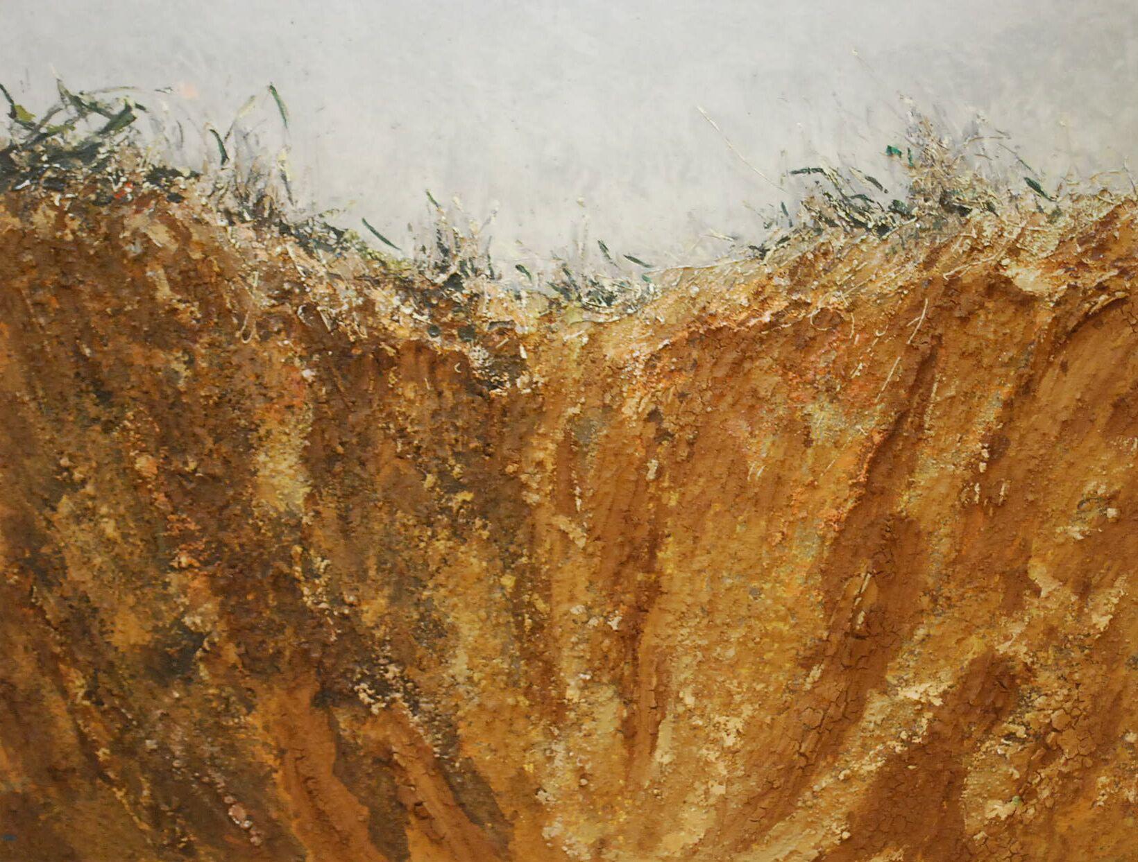 Tierra , arena, y acr...