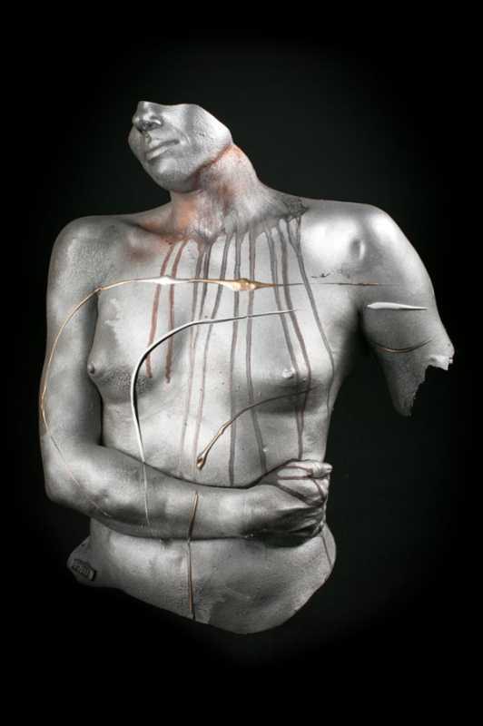 Sculpture michelle  by  Lisabel
