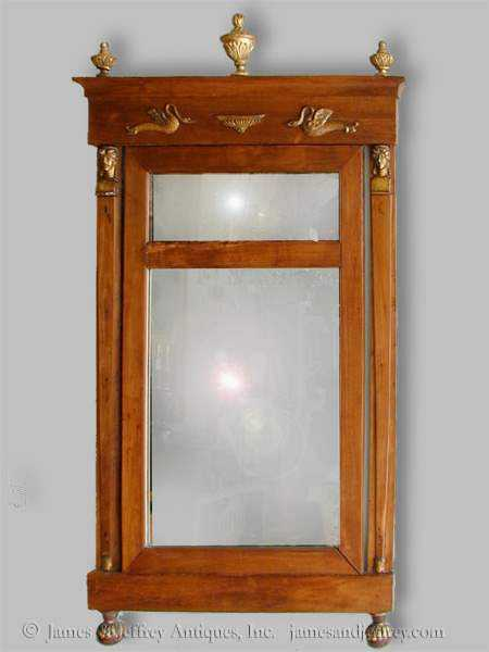 Neoclassical Mirror by  Italian  - Masterpiece Online