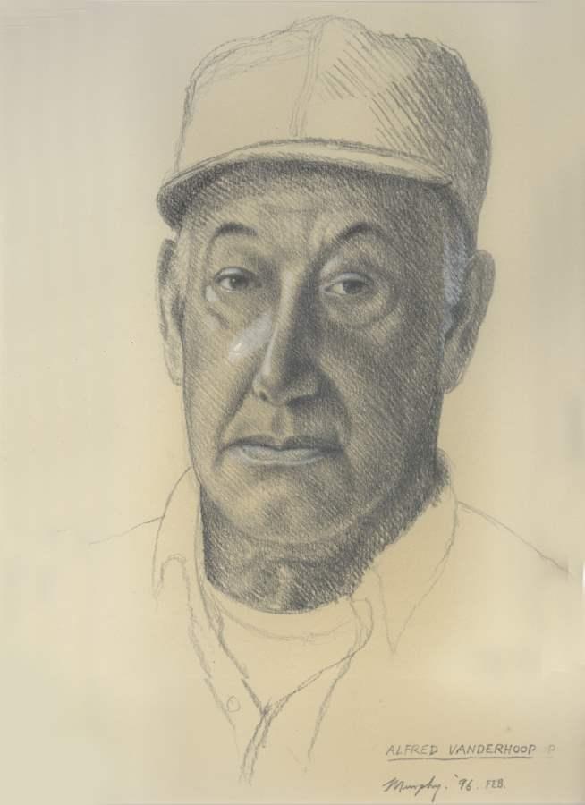 Alfred Vanderhoop, 19... by  Stan Murphy - Masterpiece Online