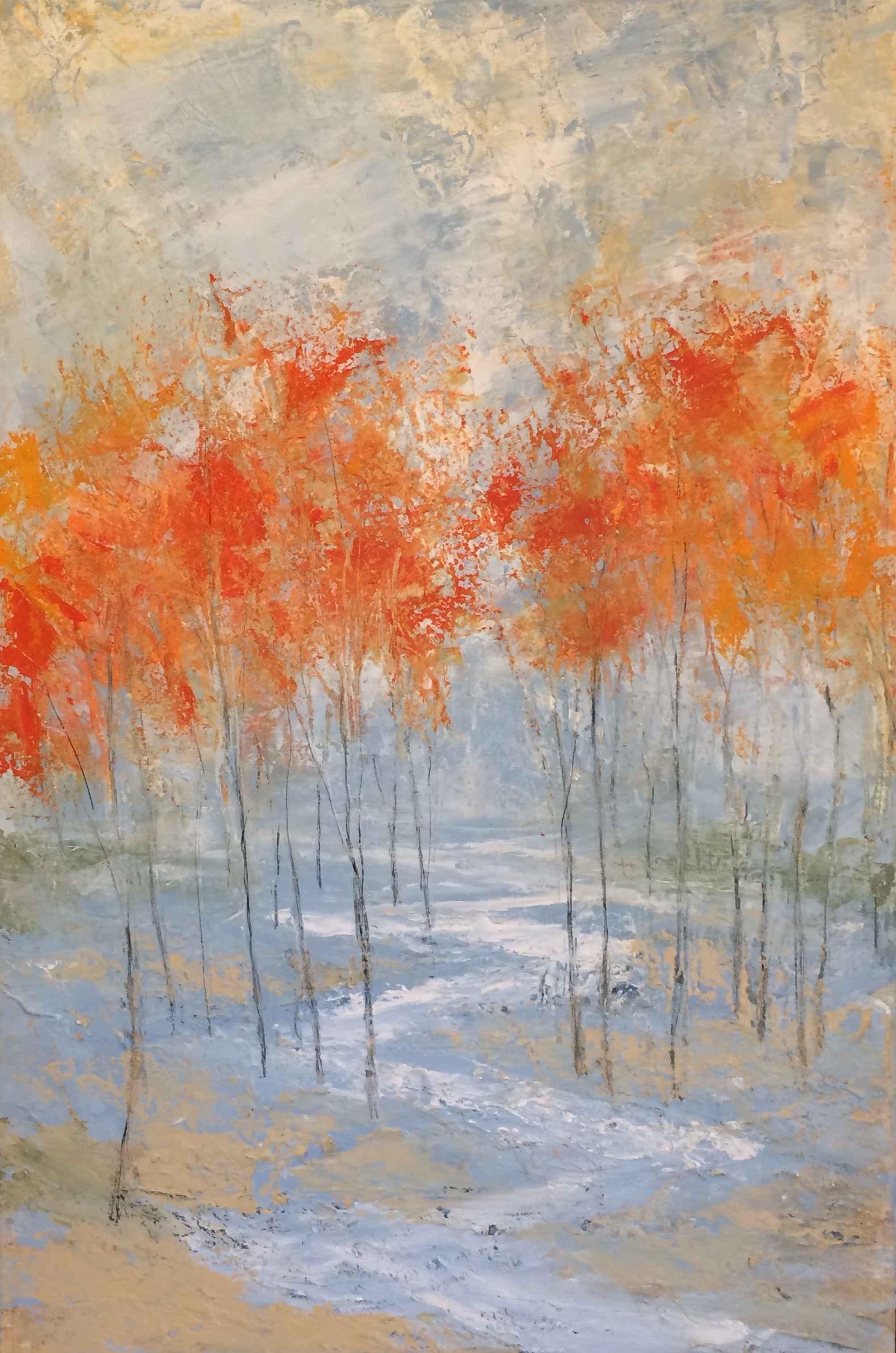 October Arrives by  Steve Lyons - Masterpiece Online