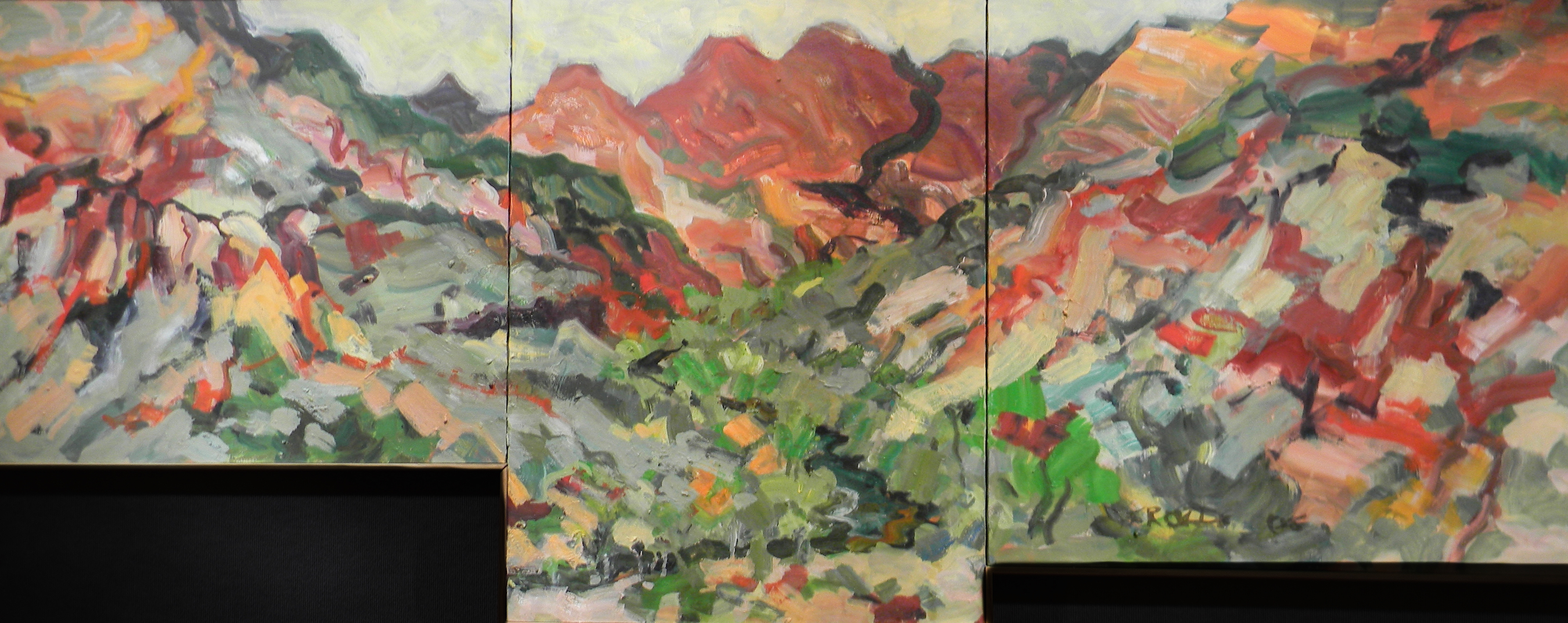 Sycamore Canyon by  Adele Seronde - Masterpiece Online