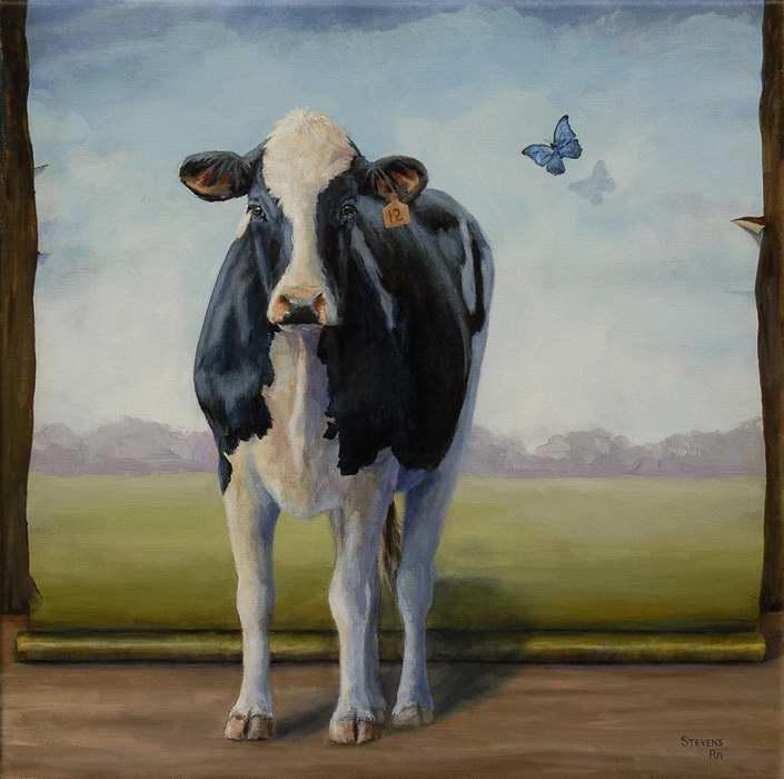 The Portrait by Ms Sandra Stevens - Masterpiece Online