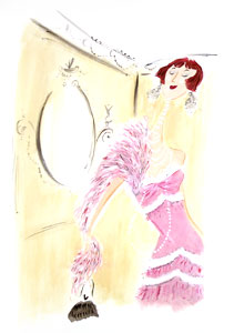 Bijoux  by  Chesley Mclaren