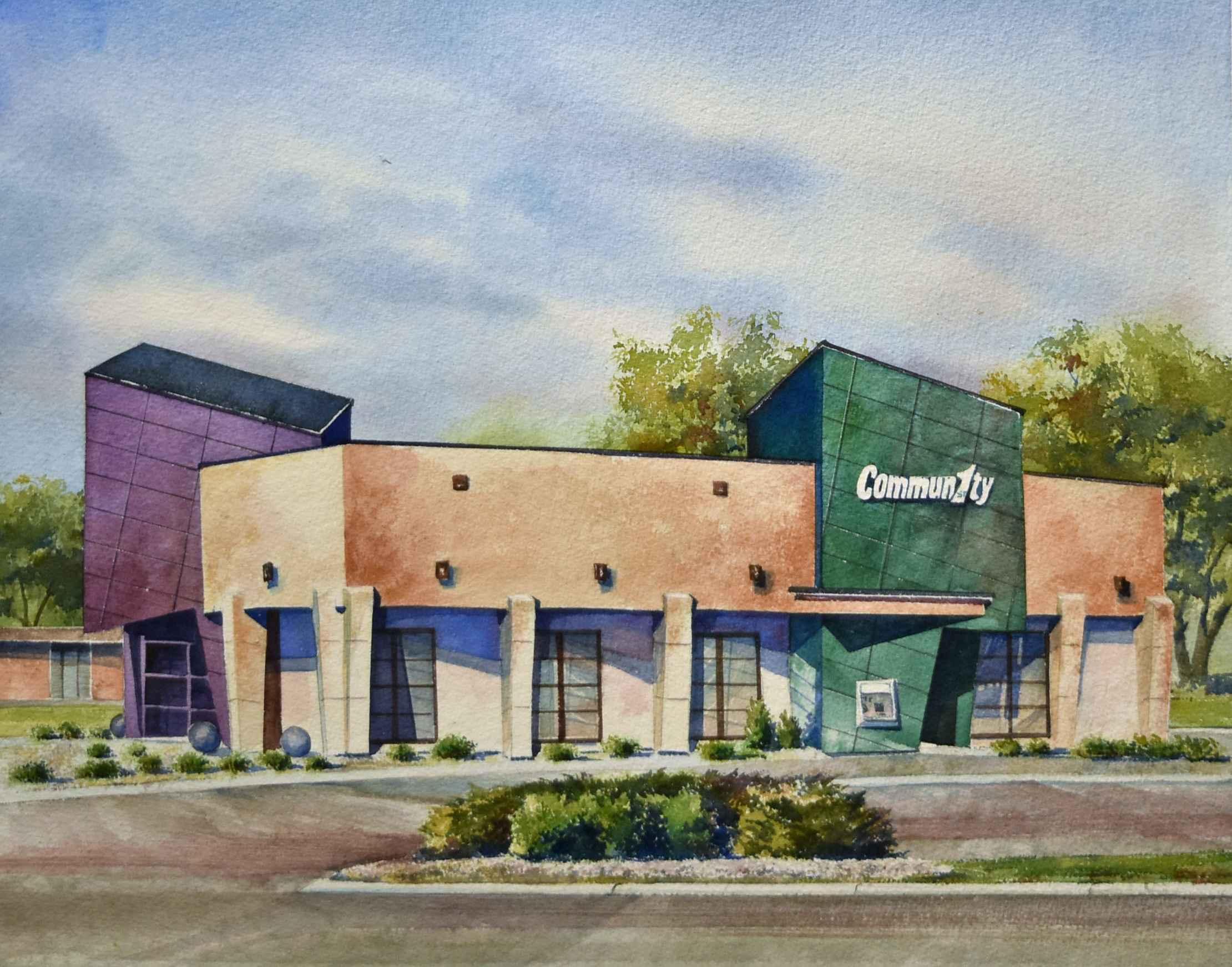 Community First's Sec... by  Ralph Fontenot - Masterpiece Online