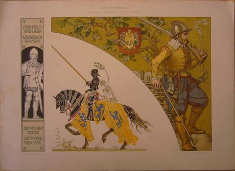 German belle epoque d... by  A. Gatternicht - Masterpiece Online