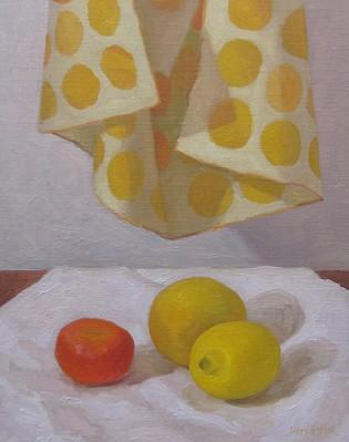 Citrus Trio by  Melissa Hefferlin - Masterpiece Online