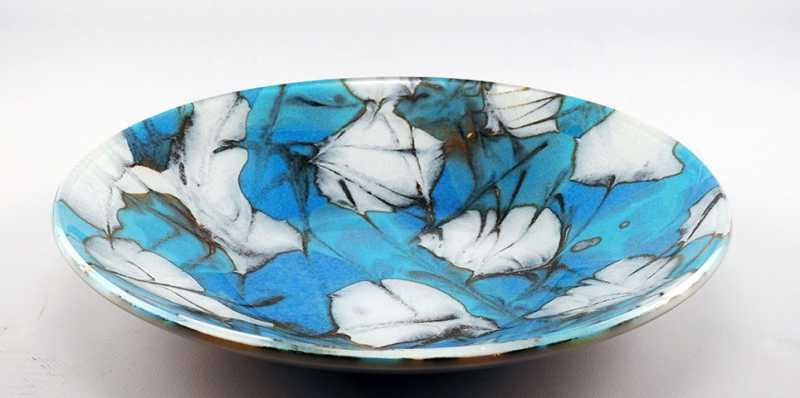Bowl/Paper Lanterns by  Terri Foster - Masterpiece Online