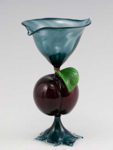 Plum Goblet by  Margaret Neher - Masterpiece Online