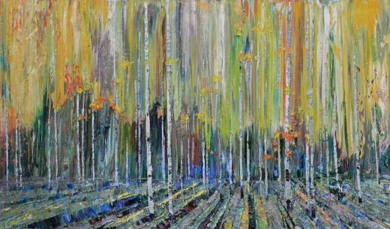 This is More Than a Melody by  Troy Collins  art collection of Mountain Trails Gallery, Jackson represented by Mountain Trails Gallery, Jackson from Hamilton, MT - Masterpiece Online