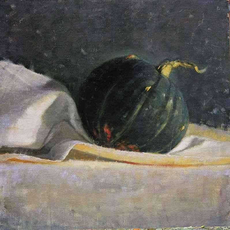 Harvest Table by Ms. Elizabeth Pollie - Masterpiece Online