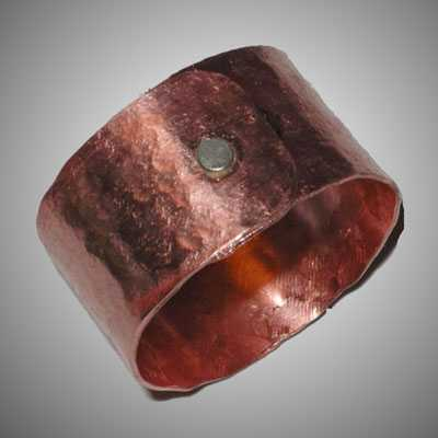 TA7137 Copper Band Ri... by  Terrie Allen - Masterpiece Online