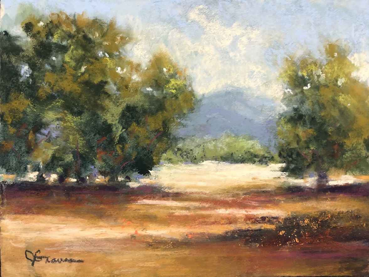 Afternoon Glow  by  Janis Graves