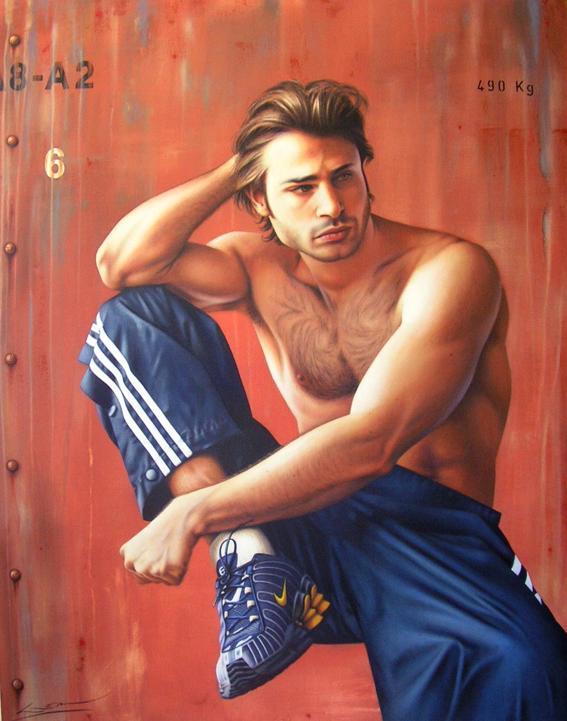 PENSADOR by Mr. LAZER FUNDORA - Masterpiece Online