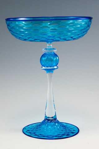 Goblet/Turquoise by  Joshua Wojick - Masterpiece Online
