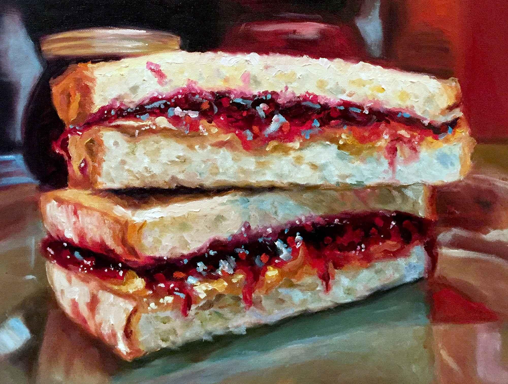 Lunch Awaits by  Kristen Reitz-Green - Masterpiece Online