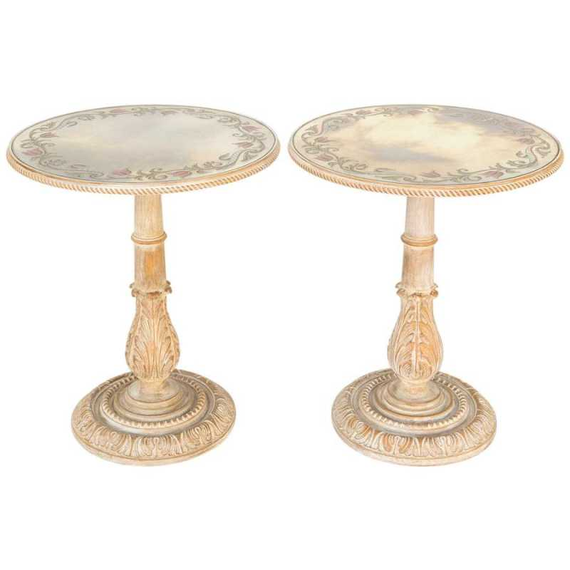 Pair of Italian End T... by  Italian  - Masterpiece Online