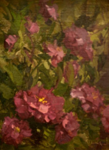 Teton Peonies by MS Kaye Franklin - Masterpiece Online