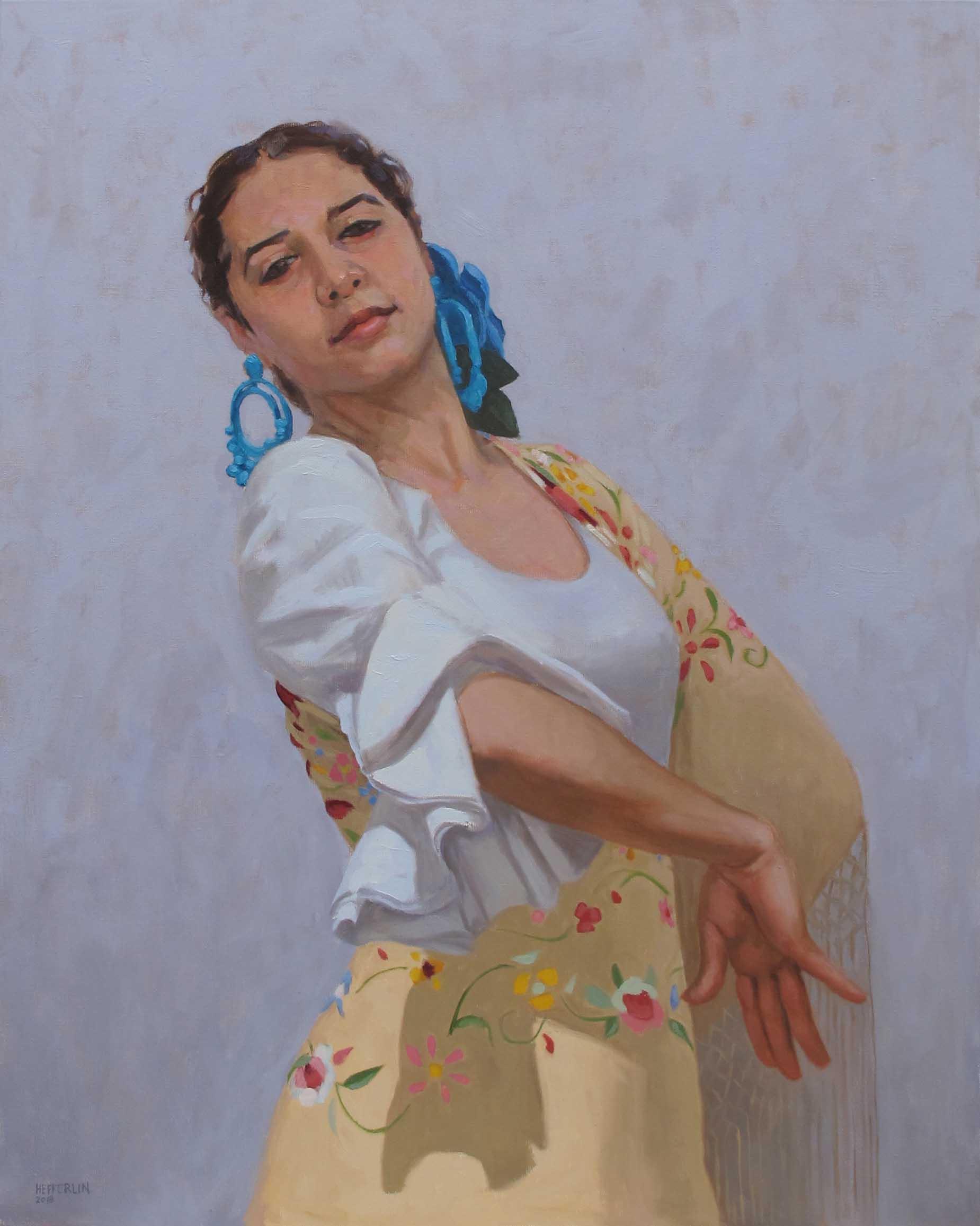 Andaluza by  Melissa Hefferlin - Masterpiece Online
