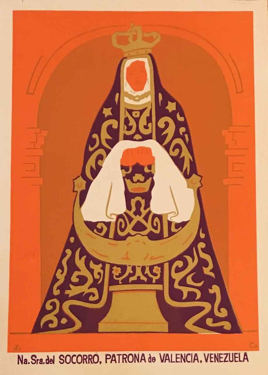 Nuestra Senora Del So... by  Jean Charlot (1898-1979) - Masterpiece Online