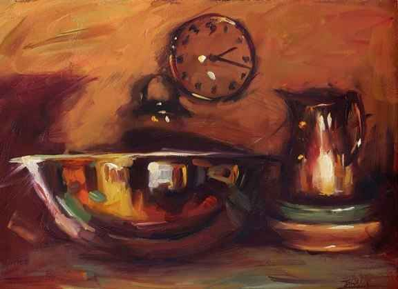 Timing by  Pam Ingalls - Masterpiece Online