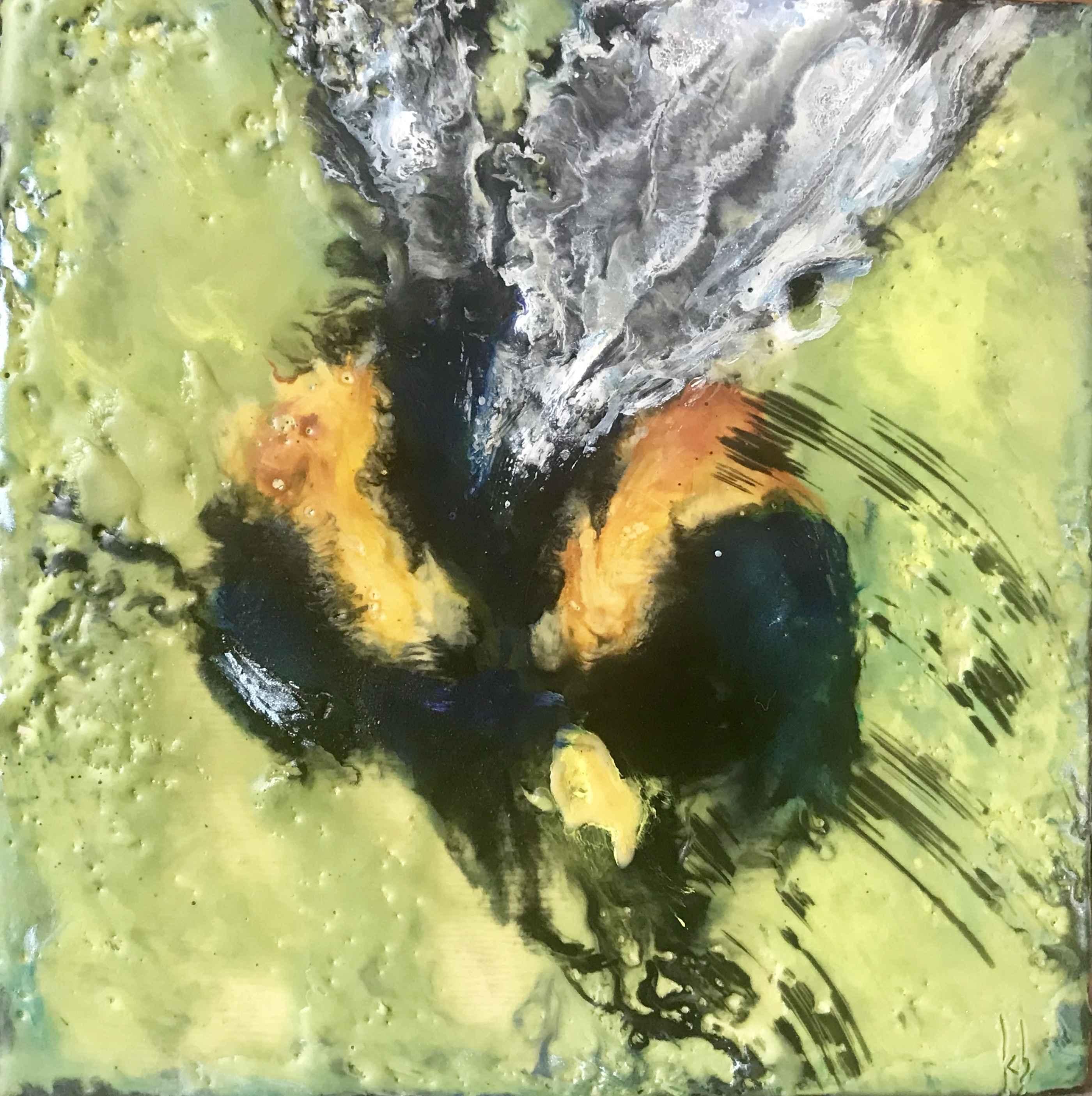 Little Pollinator VIII by  Kathy Bradshaw - Masterpiece Online