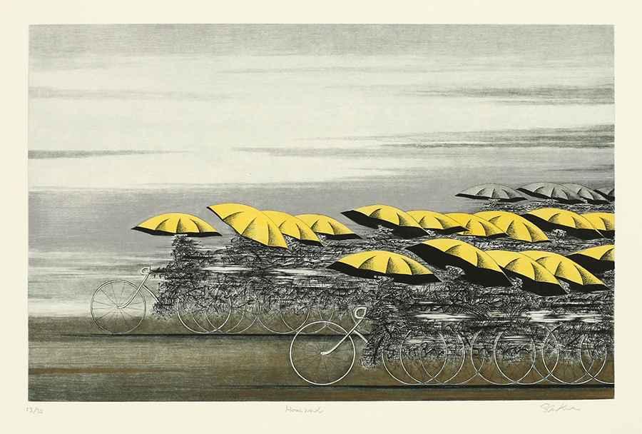 Homeward by  Shigeki Kuroda - Masterpiece Online