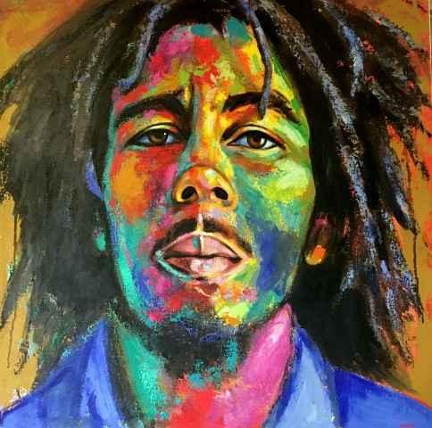 Bob by  Naydene Gonnella - Masterpiece Online