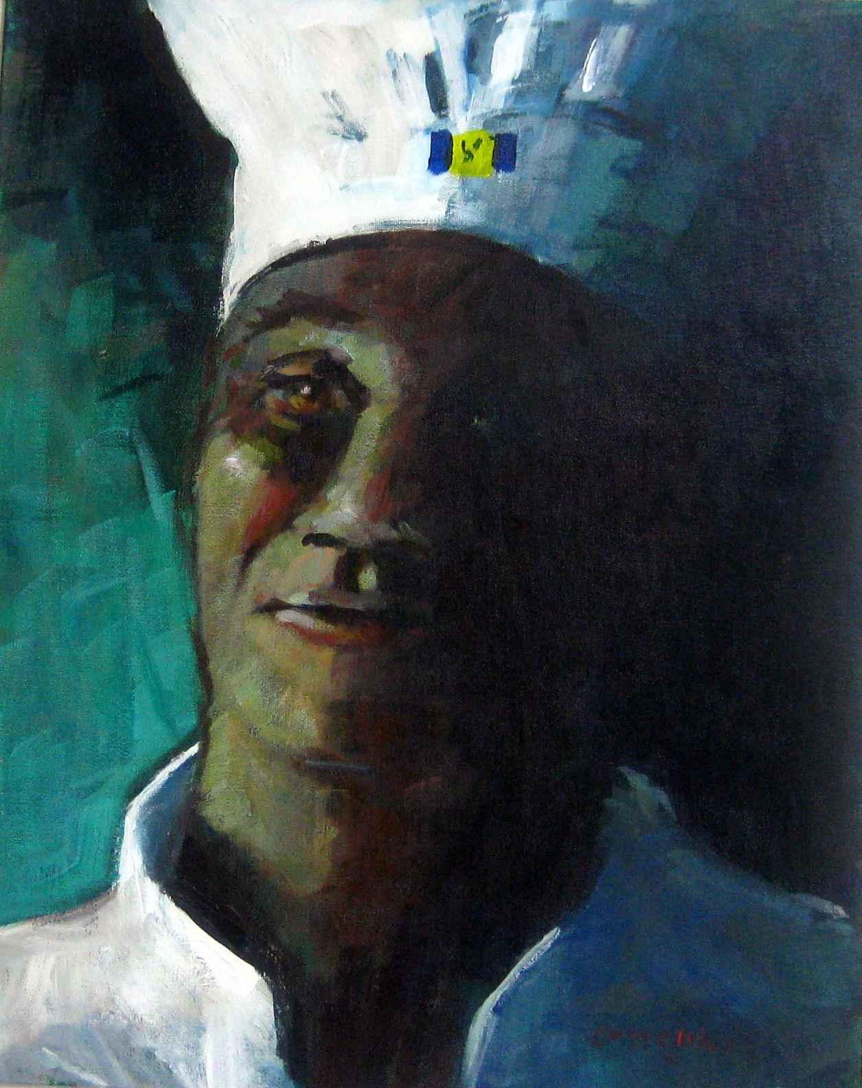 Bon Appetit by Mr. Vincent Castellanet - Masterpiece Online