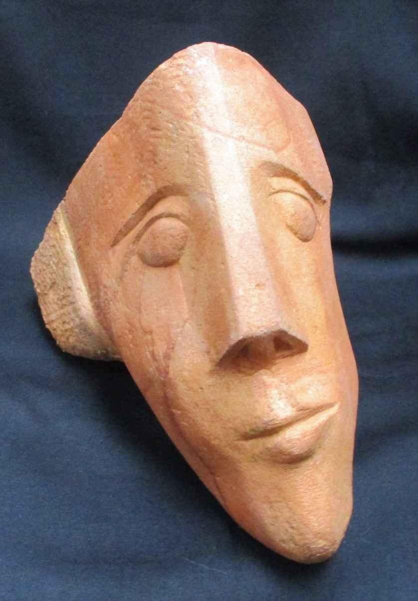 Untitled (stonehead) by  Manuel Izquierdo - Masterpiece Online