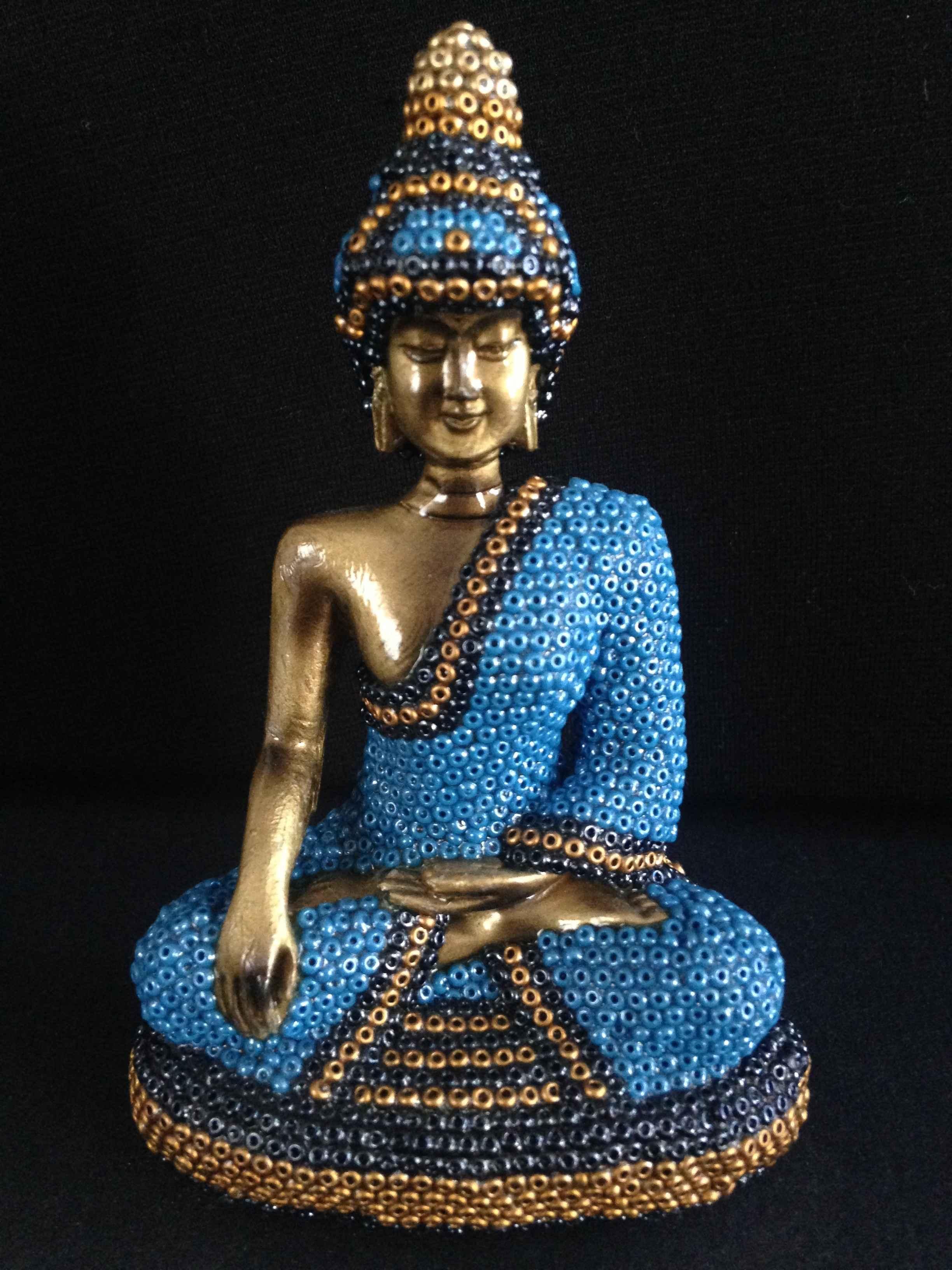 Baby Buddha - Blue by  Joshua  - Masterpiece Online