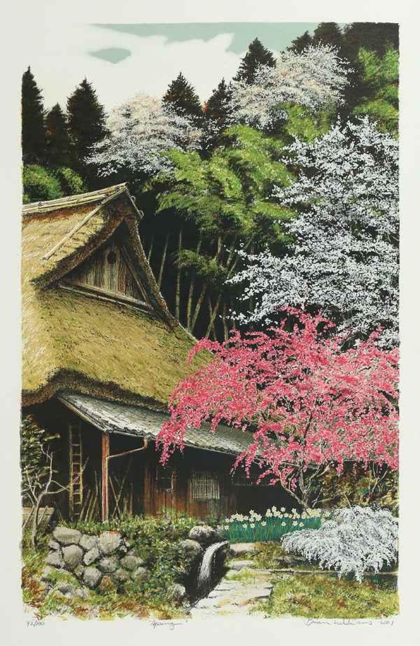 Spring by  Brian Williams - Masterpiece Online