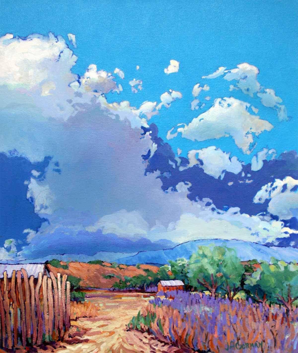 Country Side by  JA Gorman - Masterpiece Online
