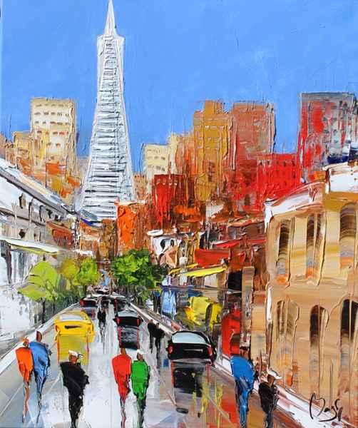 San Francisco Color