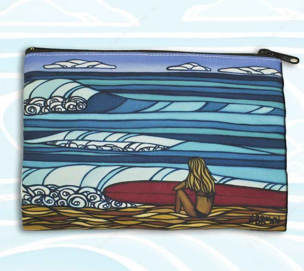 HB0110MB Beach Clutch... by  Heather Brown - Masterpiece Online