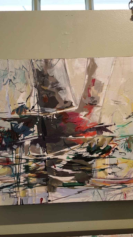 Yardline II by  Jeffrey Fitzgerald - Masterpiece Online