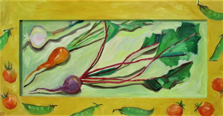 Veggies by  Elizabeth See - Masterpiece Online