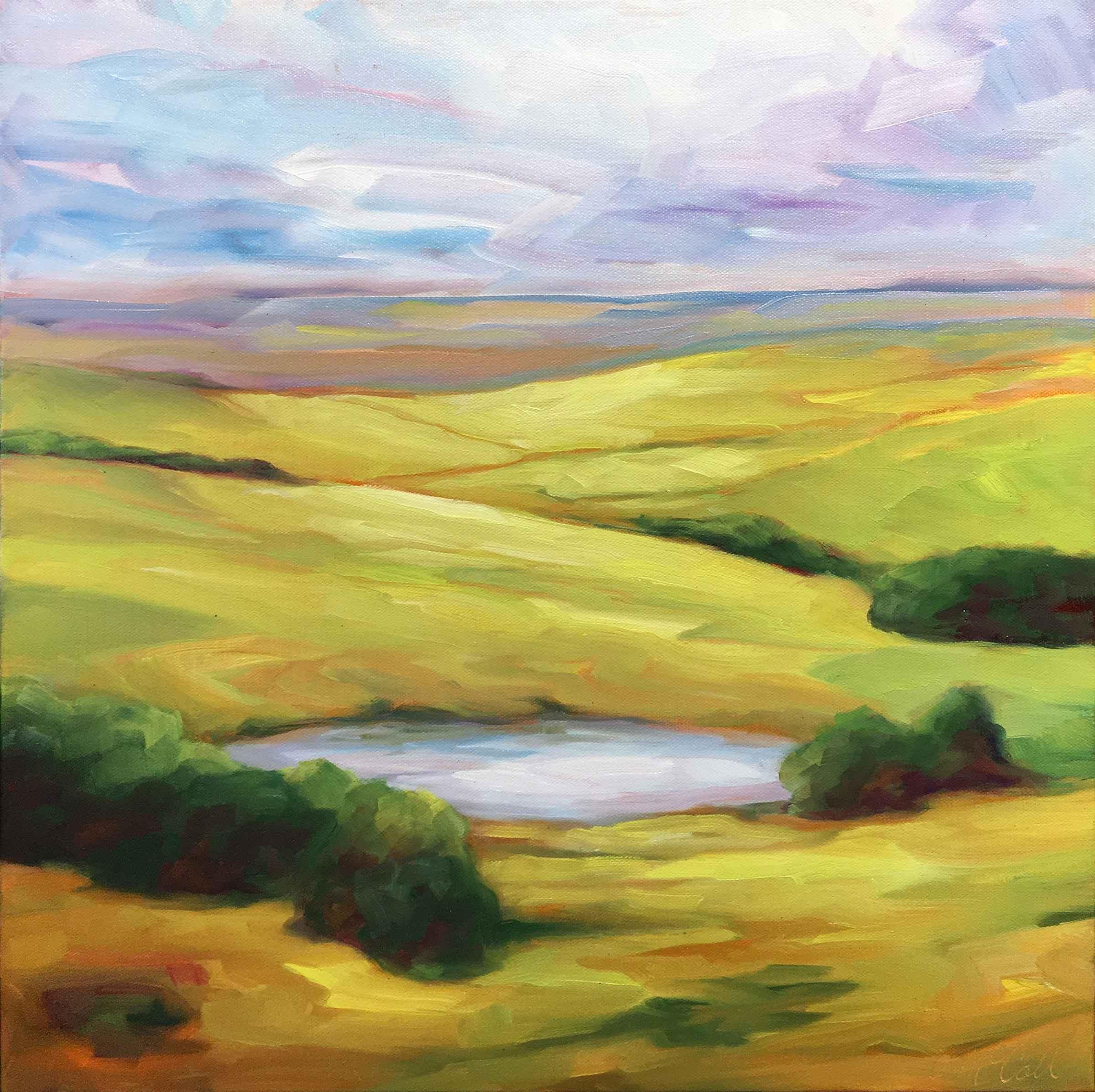 Timeless Prairie by  Carol McCall - Masterpiece Online