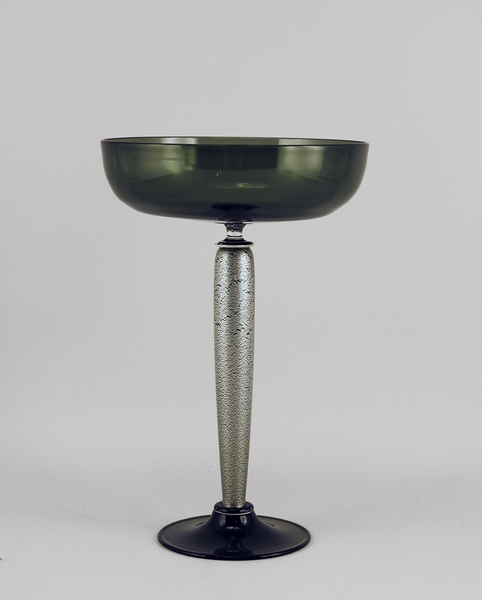 Silver Compote by  Joshua Wojick - Masterpiece Online