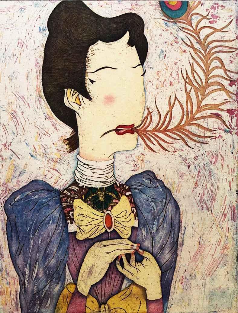 Peacocker by  Yuji Hiratsuka - Masterpiece Online