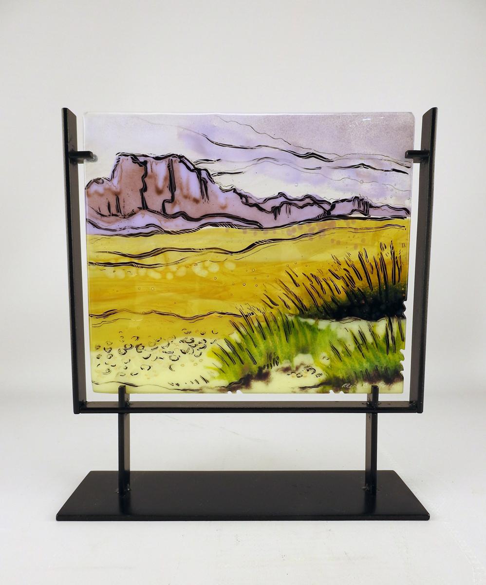 Desert Mountain by  Alice Benvie Gebhart - Masterpiece Online