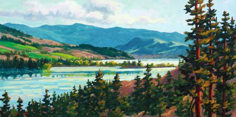 Lake Country by  Robyn Lake - Masterpiece Online