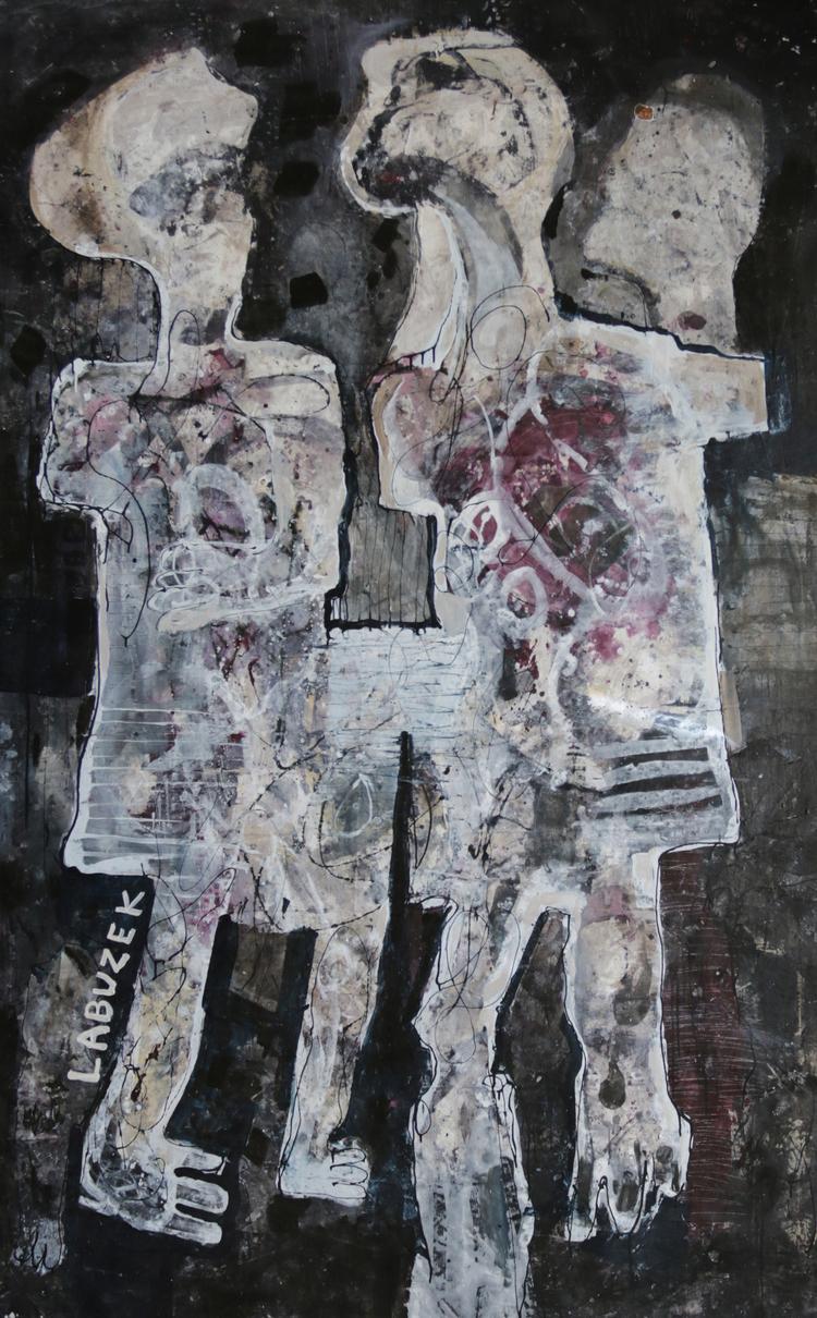 Three Muses 2 by  Dariusz Labuzek - Masterpiece Online