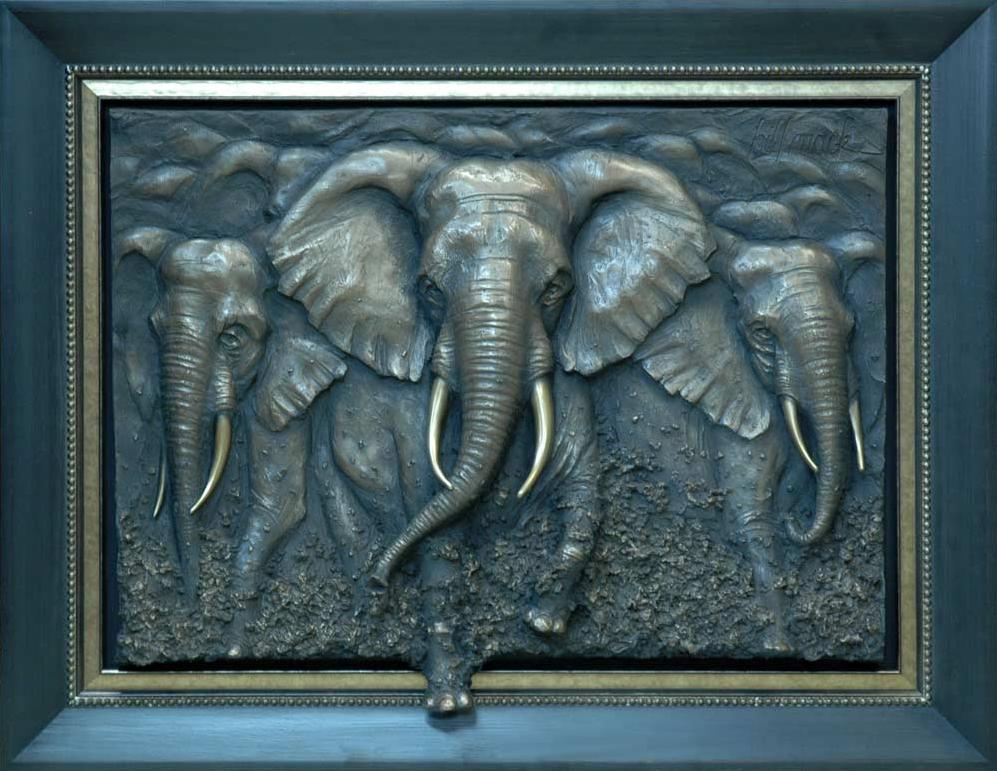 Stampede Bronze by  Bill Mack - Masterpiece Online