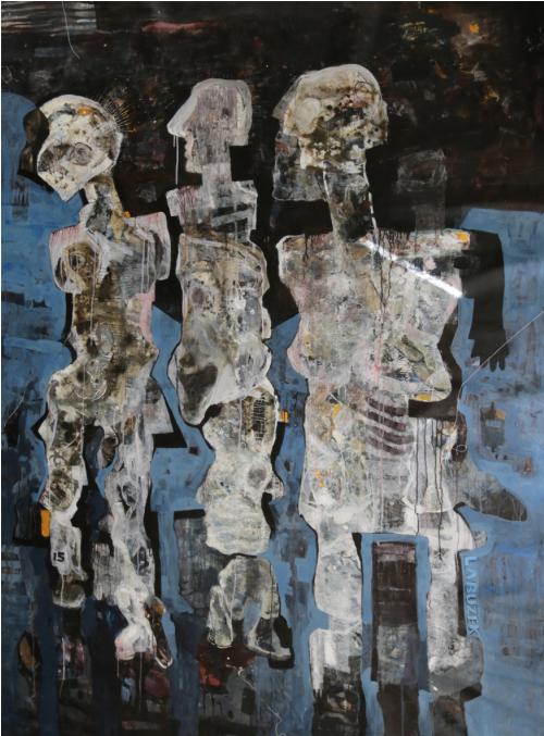 Three Muses by  Dariusz Labuzek - Masterpiece Online