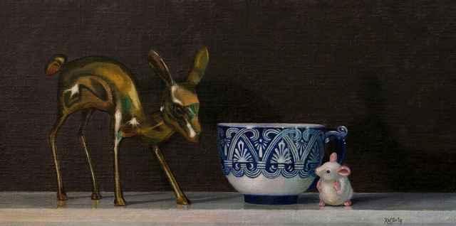 Hide and Seek by  Terry Rafferty - Masterpiece Online